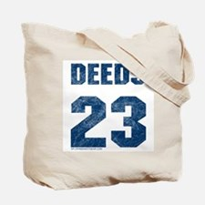 Deeds' Pizza Tote Bag