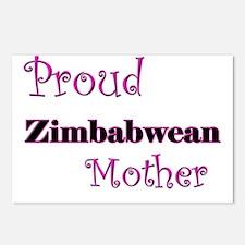 Proud Zimbabwean Mother Postcards (Package of 8)