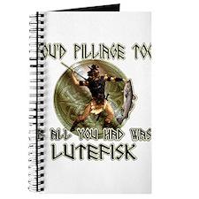 Lutefisk viking humor Journal