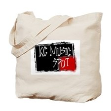 KC Music Spot Tote Bag