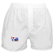 Bleu Cheese Boxer Shorts