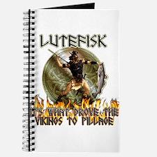 Anti Lutefisk humor Journal