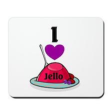 Jello Mousepad