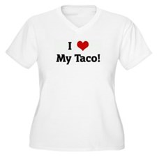 I Love My Taco! T-Shirt