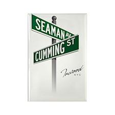 Seaman and Cumming magnet