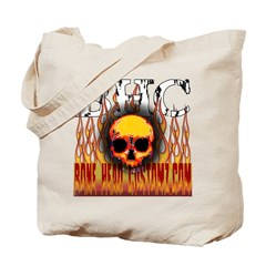 BHC FLAMED Tote Bag