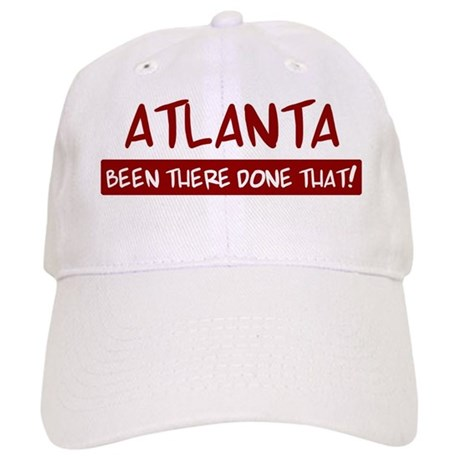 Atlanta (been there) Cap