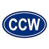 Ccw sticker Single