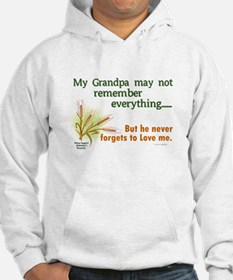 Never Forgets To Love 2 (Grandpa) Hoodie