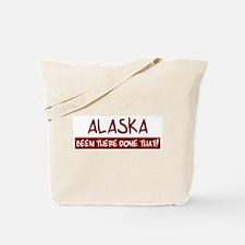 Alaska (been there) Tote Bag