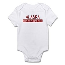 Alaska (been there) Infant Bodysuit