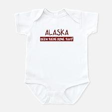 Alaska (been there) Infant Bodysuit