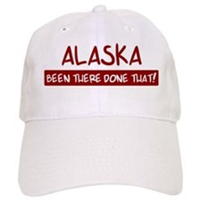 Alaska (been there) Baseball Cap