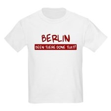 Berlin (been there) T-Shirt