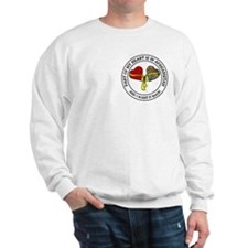 Part of my Heart - Afghanistan Sweatshirt