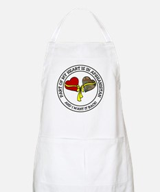 Part of my Heart - Afghanistan BBQ Apron
