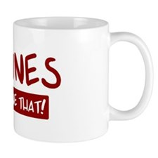 Des Moines (been there) Mug