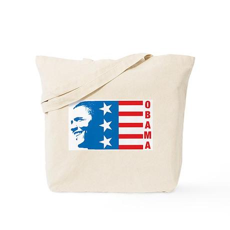 American Obama Tote Bag