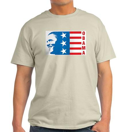 American Obama Light T-Shirt
