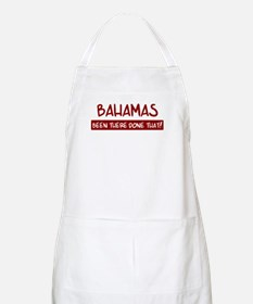 Bahamas (been there) BBQ Apron