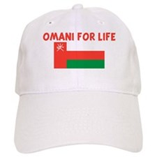 OMANI FOR LIFE Baseball Cap