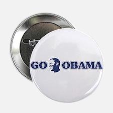 "Go Obama 2.25"" Button"