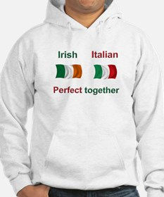 Italian Irish Together Hoodie