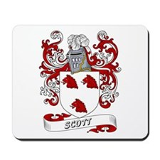 Scott Coat of Arms Mousepad