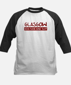 Glasgow (been there) Kids Baseball Jersey