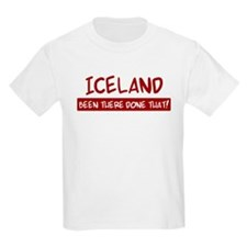 Iceland (been there) T-Shirt