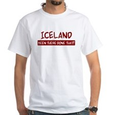 Iceland (been there) Shirt