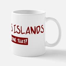 Galapagos Islands (been there Mug