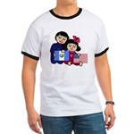 Guat Boy & Girl Ringer T