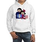 Guat Boy & Girl Hooded Sweatshirt