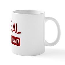 Montreal (been there) Coffee Mug