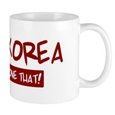 North Korea (been there) Mug