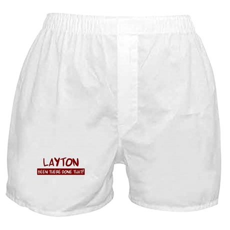 Layton (been there) Boxer Shorts