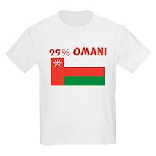 99 PERCENT OMANI T-Shirt
