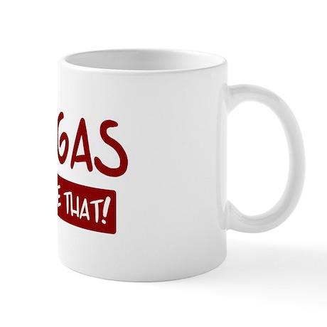 Las Vegas (been there) Mug