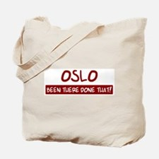 Oslo (been there) Tote Bag