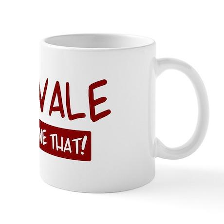 Sunnyvale (been there) Mug