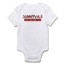 Sunnyvale (been there) Infant Bodysuit