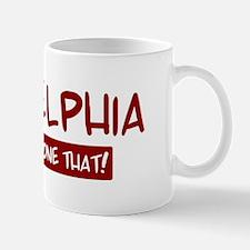 Philadelphia (been there) Mug