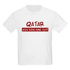 Qatar (been there) T-Shirt
