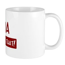 Tunisia (been there) Mug