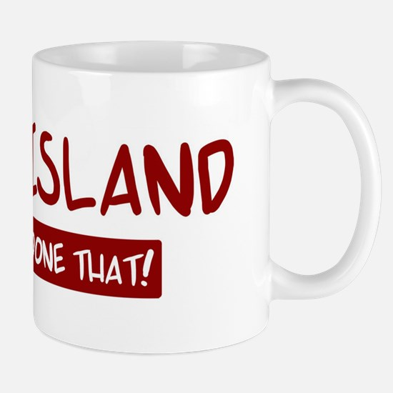Rhode Island (been there) Mug