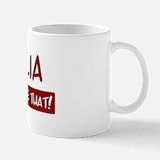 Somalia (been there) Small Small Mug