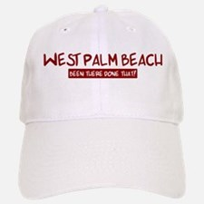 West Palm Beach (been there) Baseball Baseball Cap
