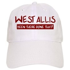 West Allis (been there) Baseball Cap