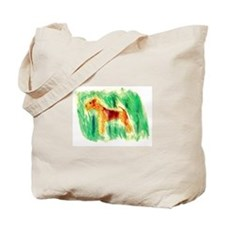 Watercolor Lakeland Tote Bag